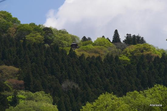 袋田の景色