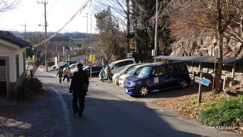 聖神社駐車場